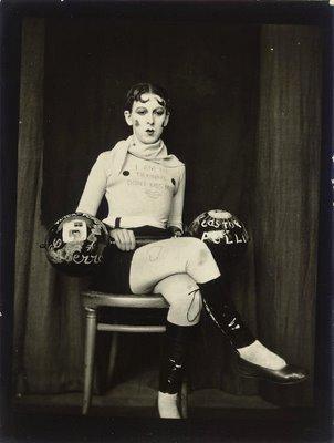 Cahun Self 1927