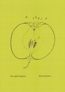 The Apple Sequence (Orchard Editions, 2011)