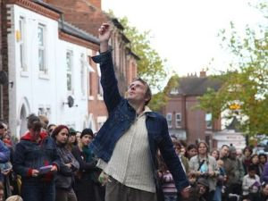 Street Dance (Sneinton, 2009) [image credit Julian Hughes for Home Live Art)