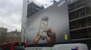 Samsung Galaxy Note billboard