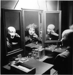 Portrait of Maya Deren (c.1950s)