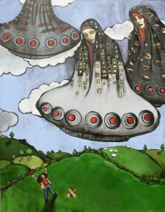 Maryam Hashemi - Motherships (2010)