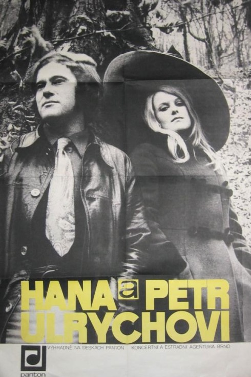 Hana & Petr Ulrychovi poster