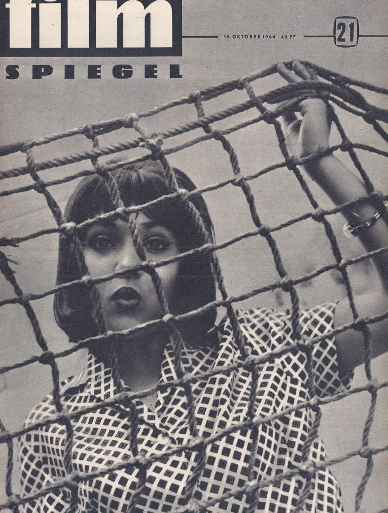 Helena Majdaniec (Film Spiegel, 1964)
